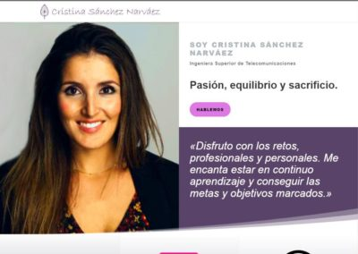 Cristinasancheznarvaez.com