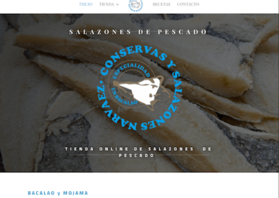 bacalaosnarvaez.com